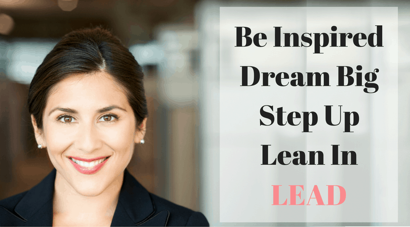 Be a Leader - Step up in Life