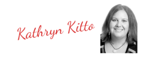 Kathryn Kitto signature photo